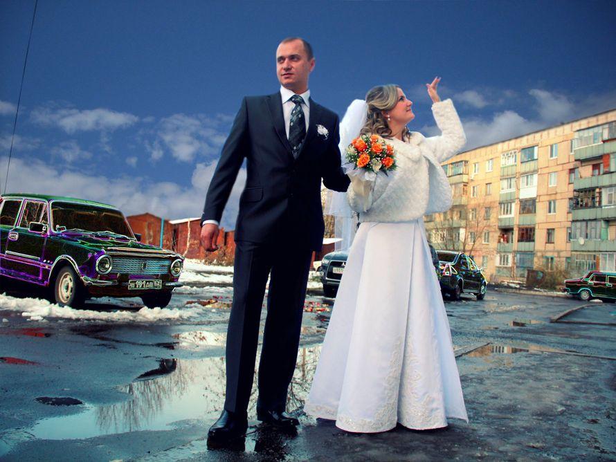 Фото 4222823 в коллекции Свадьба Алена и Павел 2 ноября - Фотограф Дмитрий Бородин