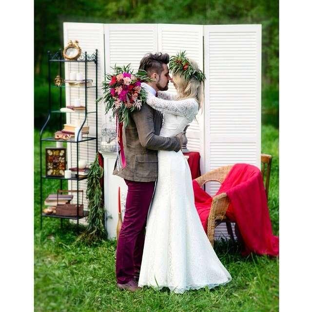 """Фото 10061114 в коллекции наши свадьбы :) - Студия флористики и декора """"Florissimo!"""""""