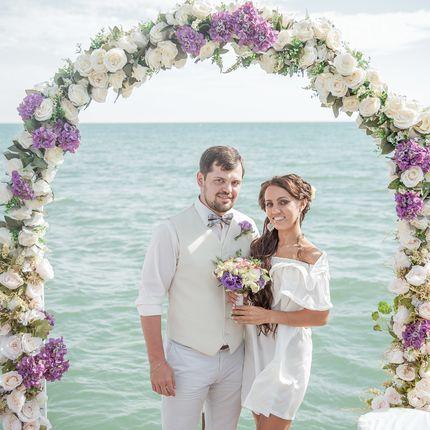 Свадьба в Абхазии, фотосессии
