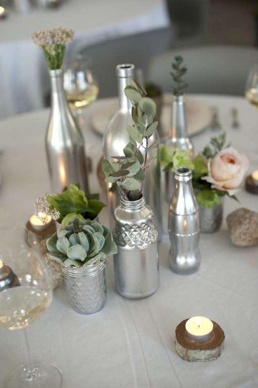 Фото 9432966 в коллекции Цвет свадьбы: Серебро - Свадебное агентство Лантан