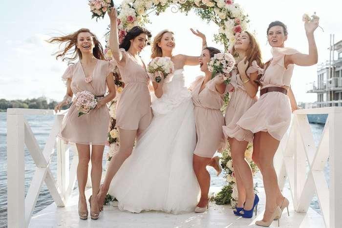 Фото 9433238 в коллекции Цвет свадьбы: Бежевый - Свадебное агентство Лантан