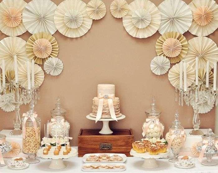 Фото 9433260 в коллекции Цвет свадьбы: Бежевый - Свадебное агентство Лантан