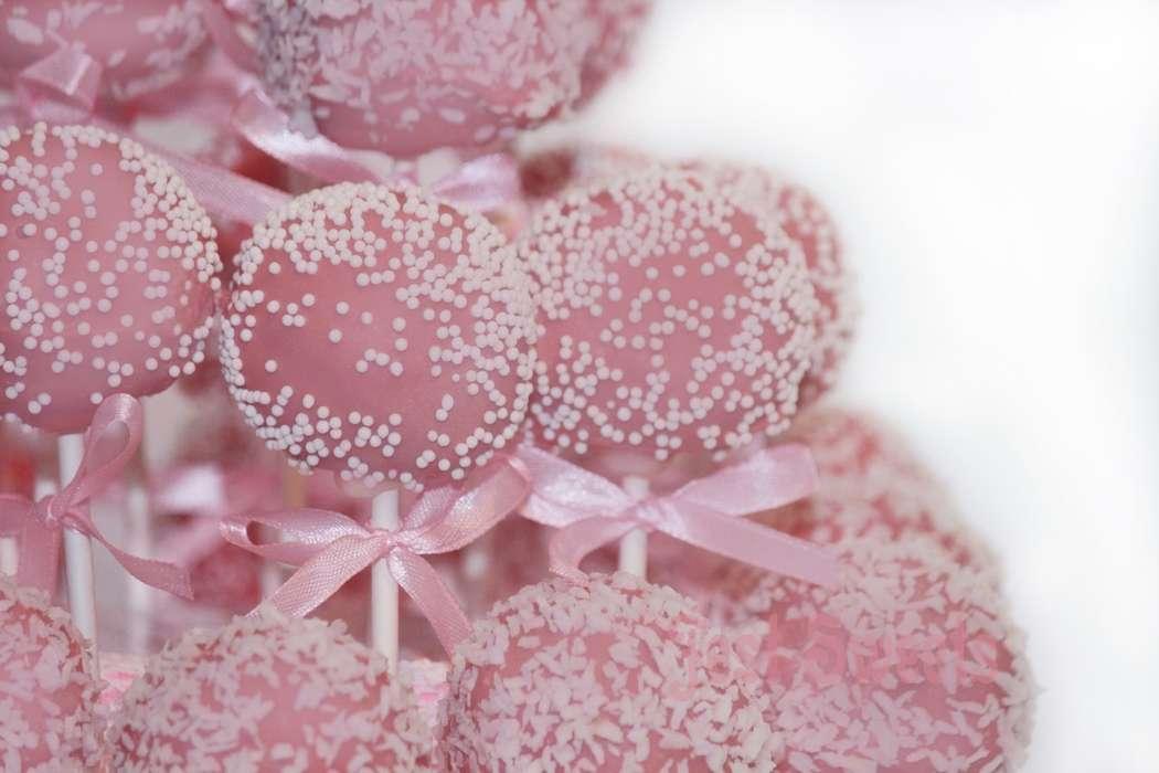 Фото 9438602 в коллекции Цвет свадьбы: Розовый - Свадебное агентство Лантан