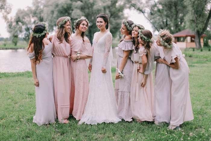 Фото 9438654 в коллекции Цвет свадьбы: Розовый - Свадебное агентство Лантан