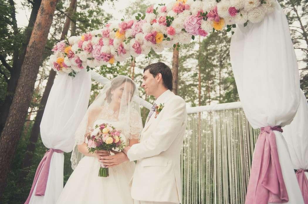 Фото 9438686 в коллекции Цвет свадьбы: Розовый - Свадебное агентство Лантан