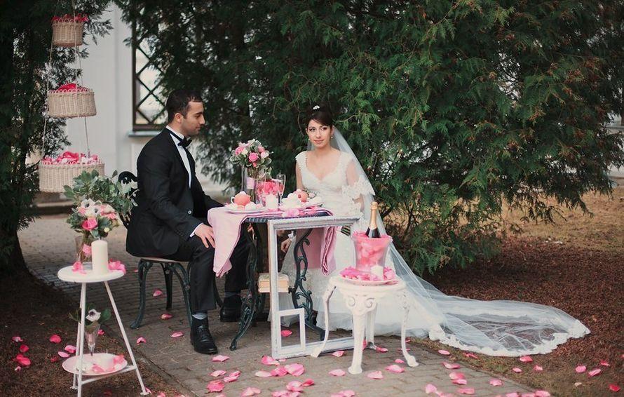 Фото 9438710 в коллекции Цвет свадьбы: Розовый - Свадебное агентство Лантан