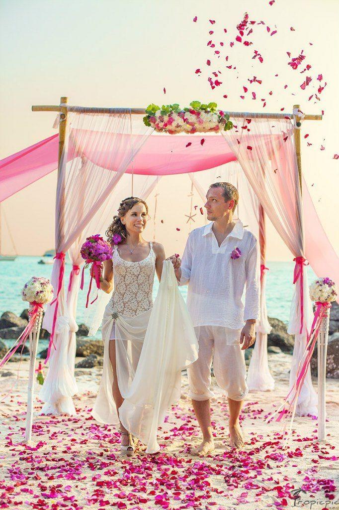 Фото 9438772 в коллекции Цвет свадьбы: Розовый - Свадебное агентство Лантан
