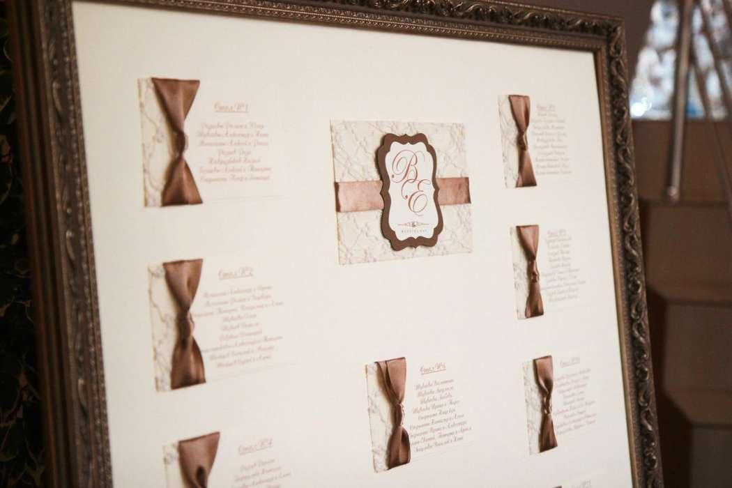 Фото 9439334 в коллекции Цвет свадьбы: Коричневый - Свадебное агентство Лантан