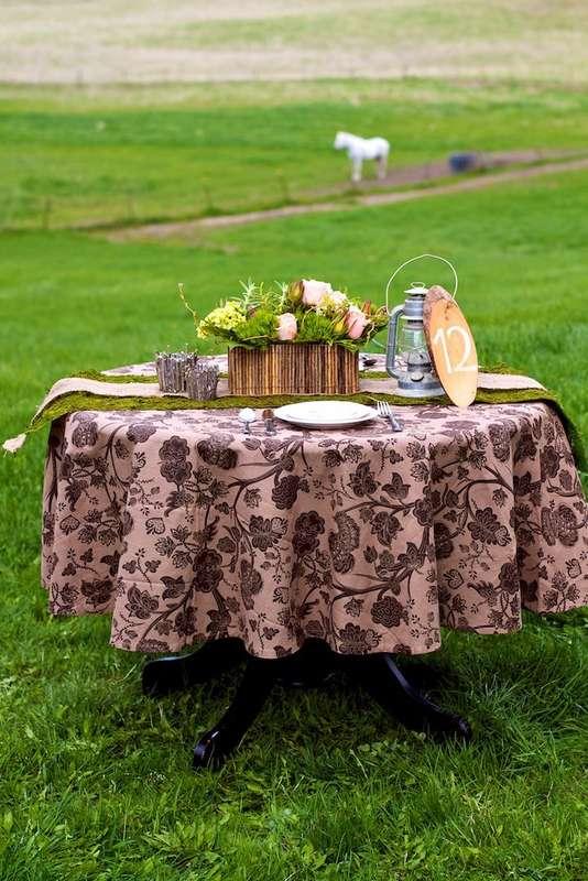 Фото 9439380 в коллекции Цвет свадьбы: Коричневый - Свадебное агентство Лантан