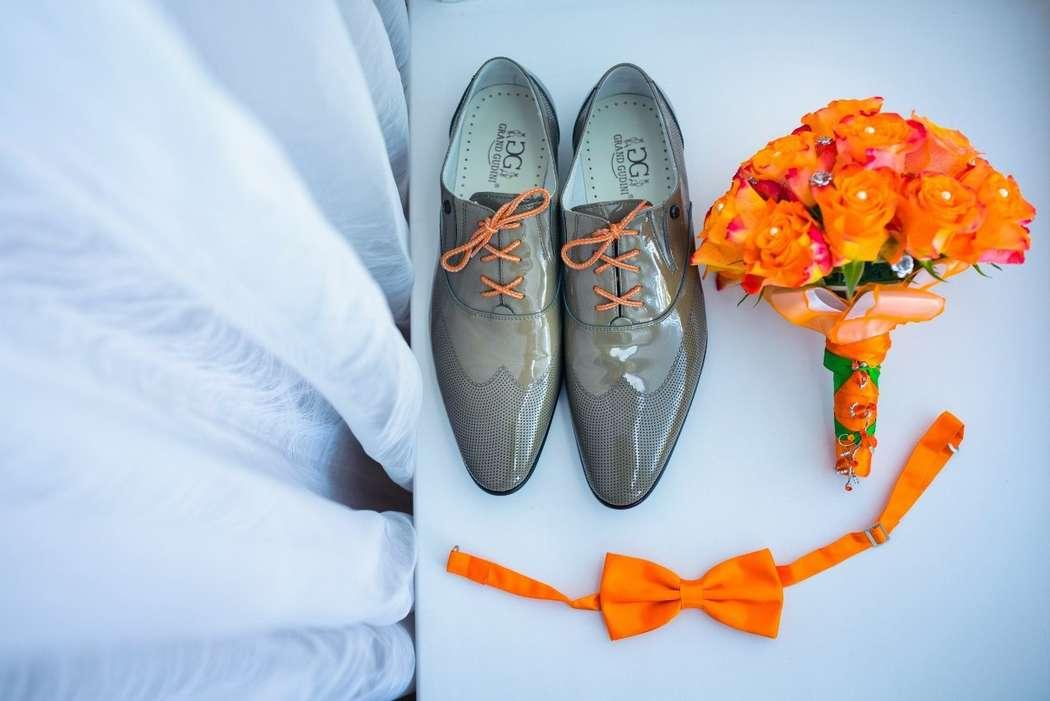 Фото 9440418 в коллекции Цвет свадьбы: Оранжевый - Свадебное агентство Лантан