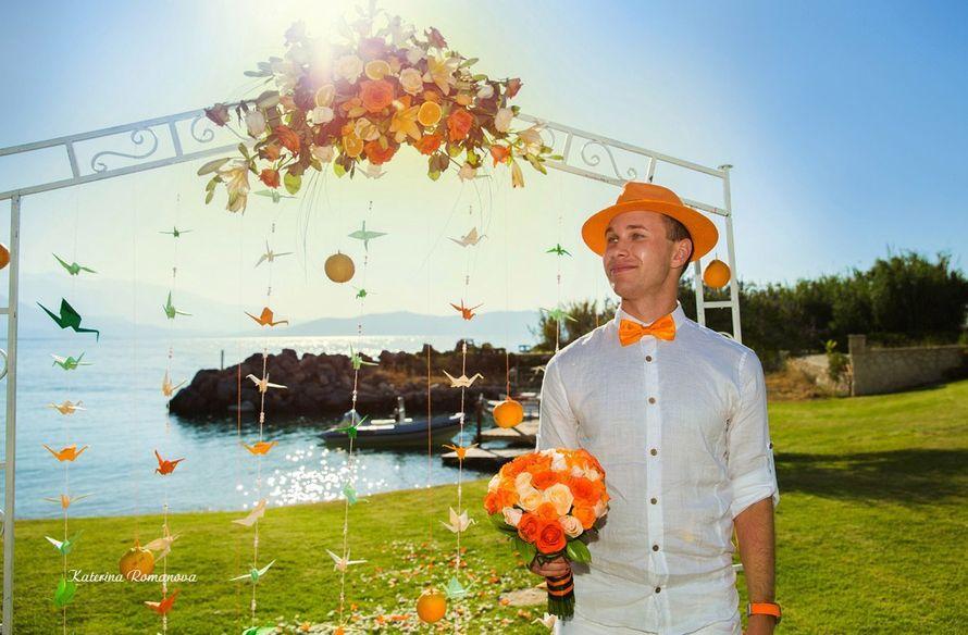 Фото 9440480 в коллекции Цвет свадьбы: Оранжевый - Свадебное агентство Лантан