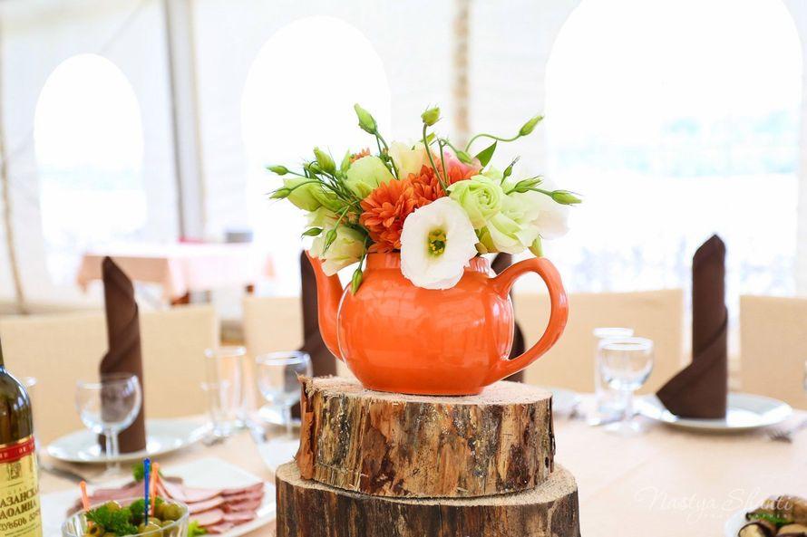 Фото 9440572 в коллекции Цвет свадьбы: Оранжевый - Свадебное агентство Лантан