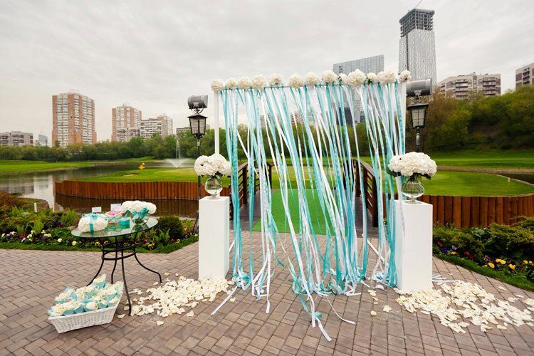 Фото 9443356 в коллекции Стиль свадьбы: Тиффани - Свадебное агентство Лантан