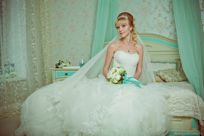 Фото 9443390 в коллекции Стиль свадьбы: Тиффани - Свадебное агентство Лантан