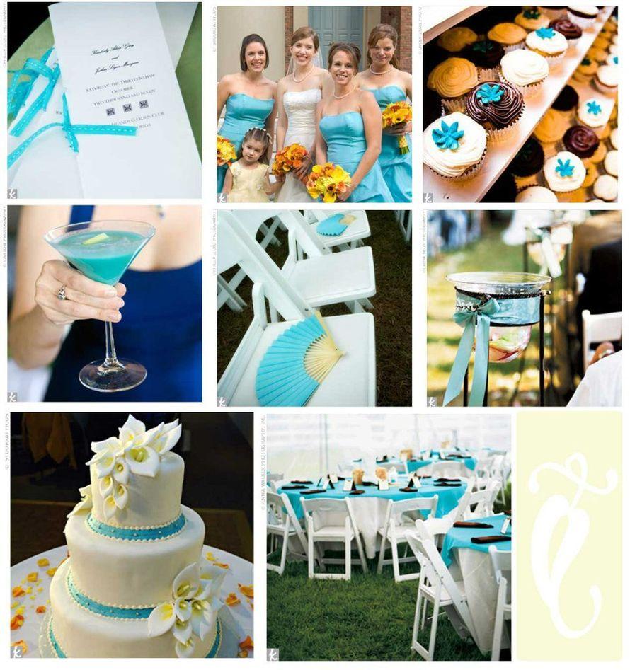 Фото 9443438 в коллекции Стиль свадьбы: Тиффани - Свадебное агентство Лантан