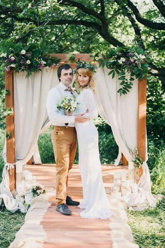 Фото 9448662 в коллекции Стиль свадьбы: РУСТИК - Свадебное агентство Лантан