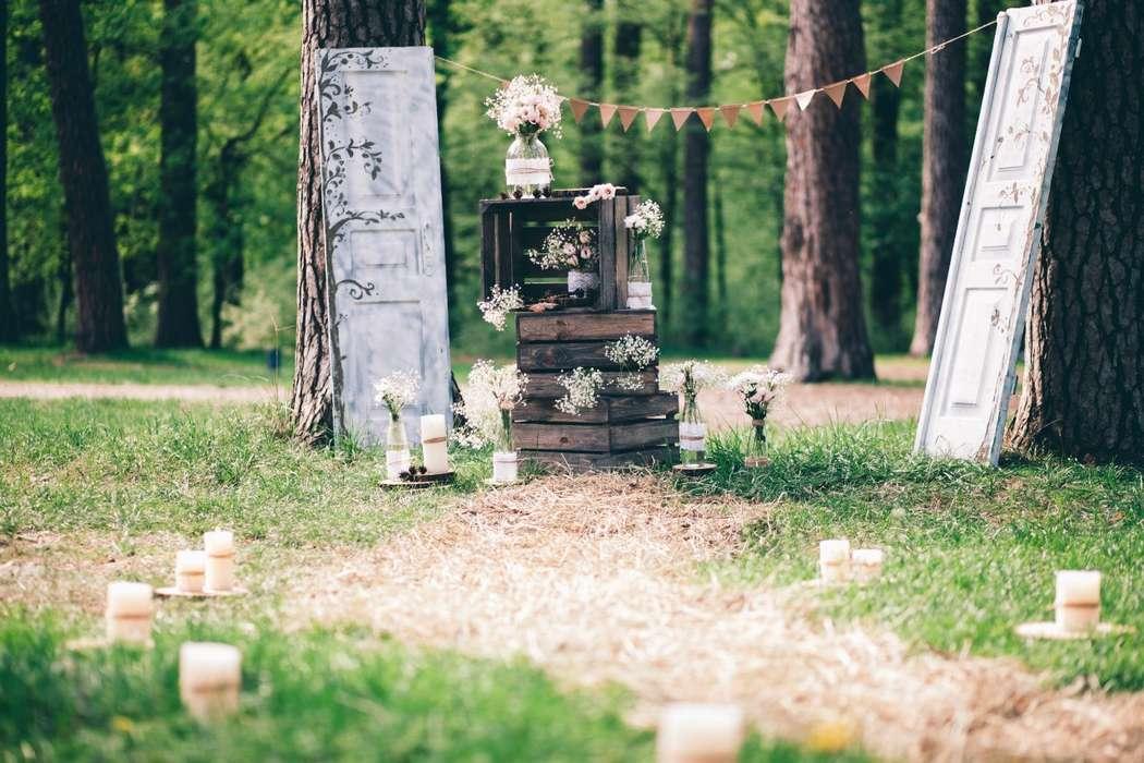 Фото 9448670 в коллекции Стиль свадьбы: РУСТИК - Свадебное агентство Лантан