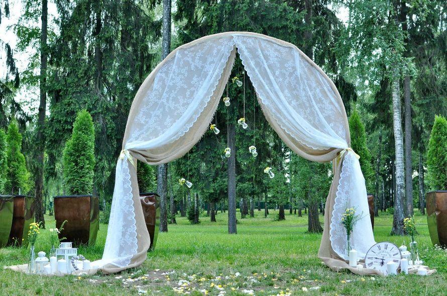 Фото 9448674 в коллекции Стиль свадьбы: РУСТИК - Свадебное агентство Лантан
