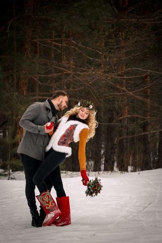 Фото 9472460 в коллекции Зимняя история любви - Фотограф Агарков Артём