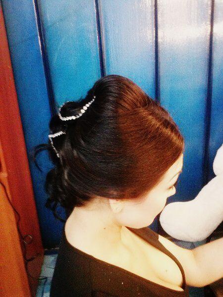 Фото 9682378 в коллекции Прически , детские , свадебные)) - Стилист Леся Романенко