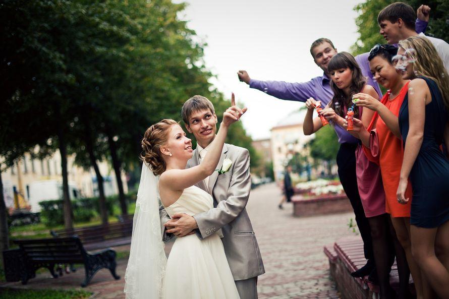 Фото 9514992 в коллекции Свадебная тема 2010-2012 - Фотограф Татьяна Кизина
