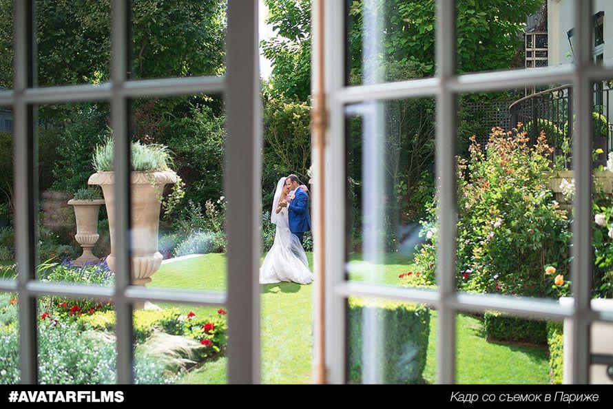 Видеосъемка свадьбы за границей