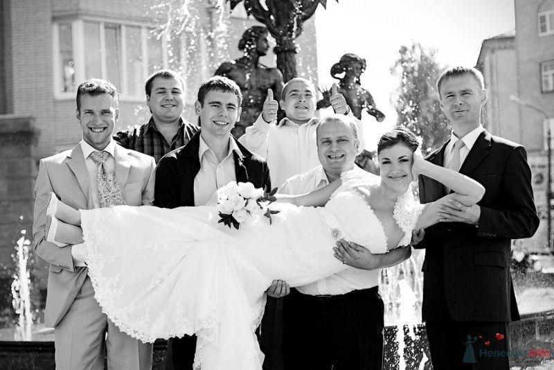 Фото 57904 в коллекции Свадебные фотографии - Фотограф Мария Ширяева (KAIOSHK)