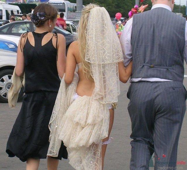 Фото 56698 в коллекции Мои фотографии - Невестушка