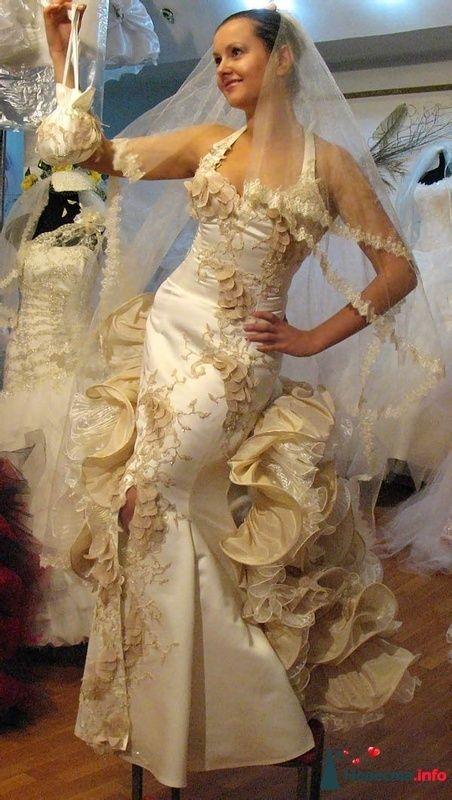 Фото 92174 в коллекции Мои фотографии - Невестушка