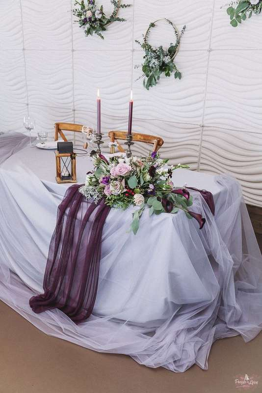 Фото 16257236 в коллекции Kseniya & Alexandr - Lilac Eco-chic - Свадебное агентство People in love