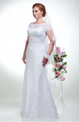 Платье Омега свадебная