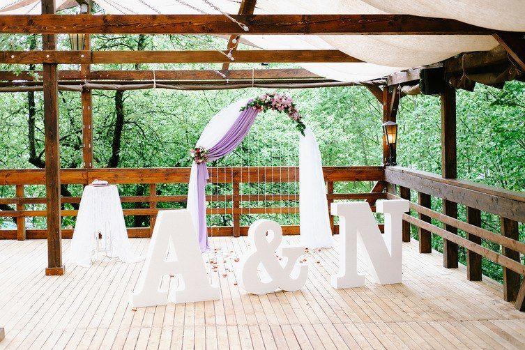 Фото 12622852 в коллекции Lilac dreams - Студия декора Юлии Капраловой