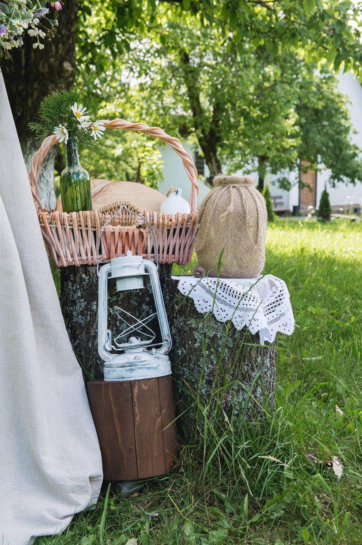 Фото 16928924 в коллекции Рустикальная свадьба - Студия декора Юлии Капраловой