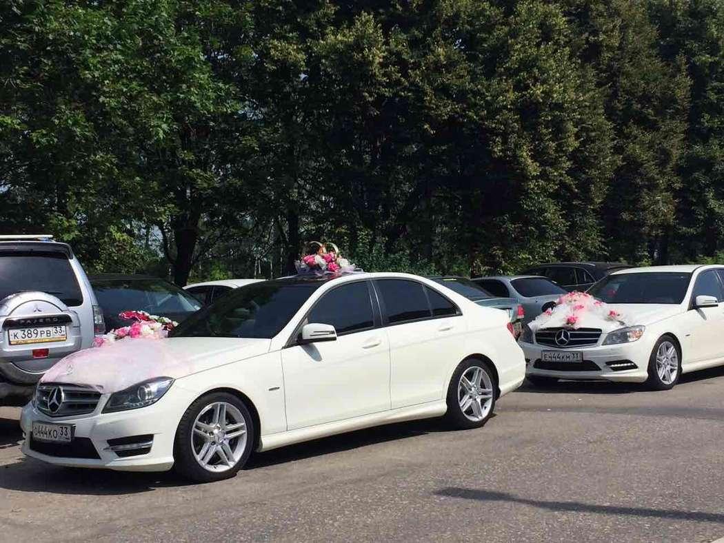 "Фото 15380856 в коллекции Портфолио - Кортеж автомобилей на торжество ""Mercedes-Benz"""