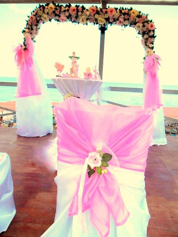 Организация свадеб в Анталии- Кемер - фото 801415 TUANA Организация свадьб и торжеств в Анталии