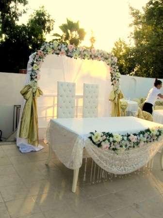 Организация свадеб в Анталии . В отель у бассейна. - фото 802173 TUANA Организация свадьб и торжеств в Анталии