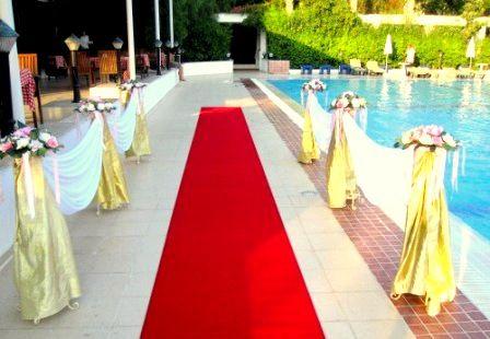 Организация свадеб в Анталии . В отель у бассейна. - фото 802187 TUANA Организация свадьб и торжеств в Анталии