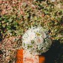 Великолепный букет для официальной регистрации от Студия флористики и декора Fresh&Green Когда я создаю свадьбу, для меня безумно важно, чтобы люди в моей команде умели чувствовать клиента, как умею чувствовать его я. За фото спасибо Софье Киселевой