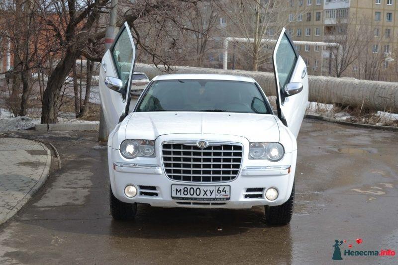 Фото 480783 в коллекции Крайслер 300С - Компания «Олимп-Авто» - прокат авто