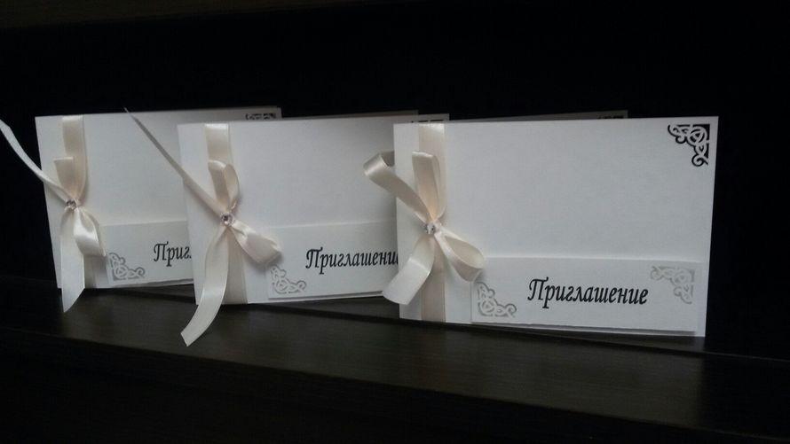 Фото 9734572 в коллекции Пригласительные - Оформление свадеб Шкатулка желаний