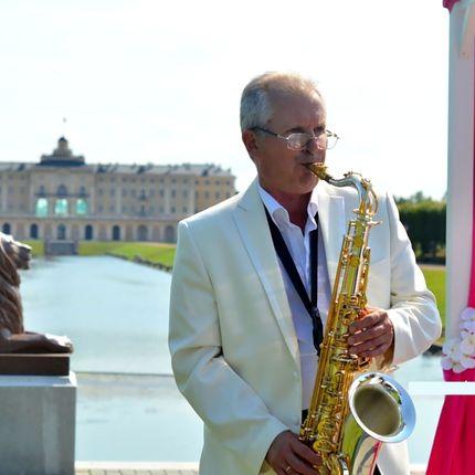 Dj-Саксофонист на свадьбу