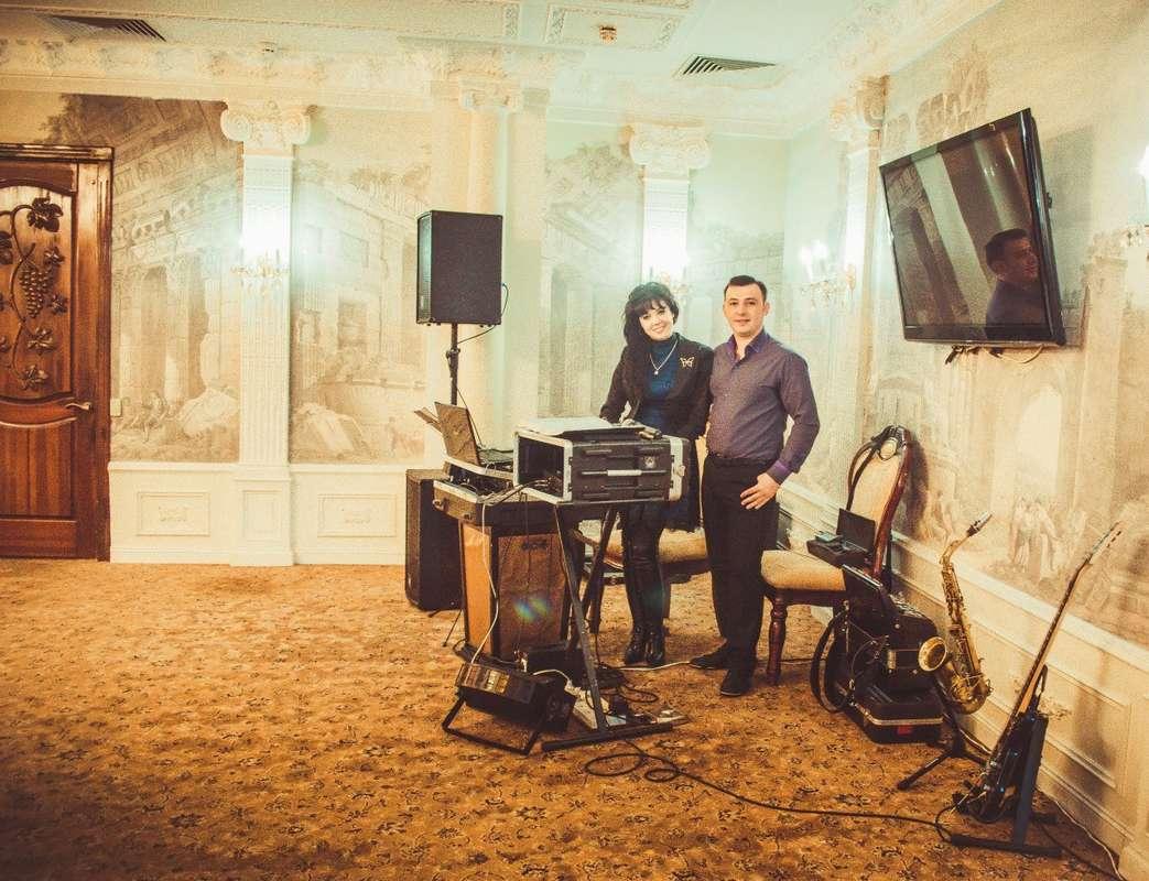 Спачибо Валентине за фото  - фото 13373668 Музыкальный шоу-дуэт Familysound