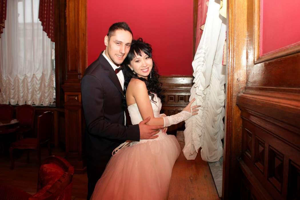 Фото 2012084 в коллекции Мои невесты! Больше фотографий - в моей группе!!! - Визажист-стилист Полина Орлова