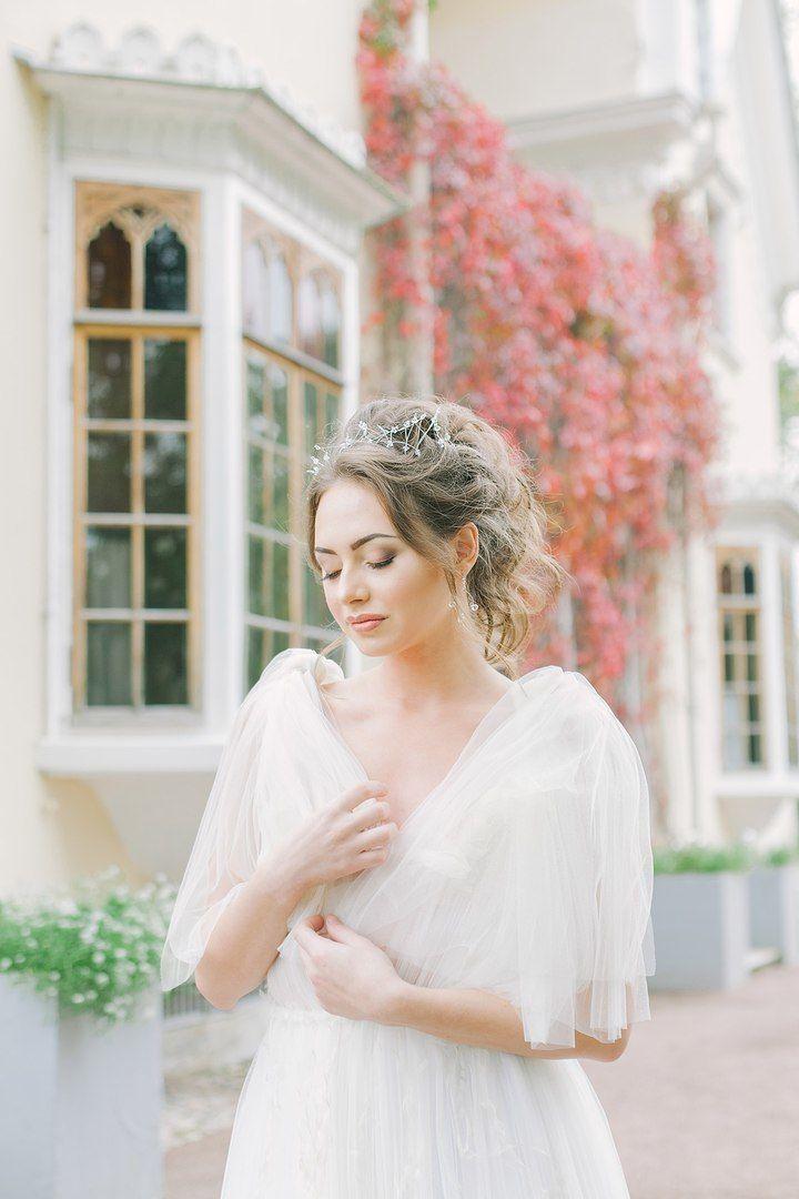 Фото 13370218 в коллекции Мои невесты! Больше фотографий - в моей группе!!! - Визажист-стилист Полина Орлова