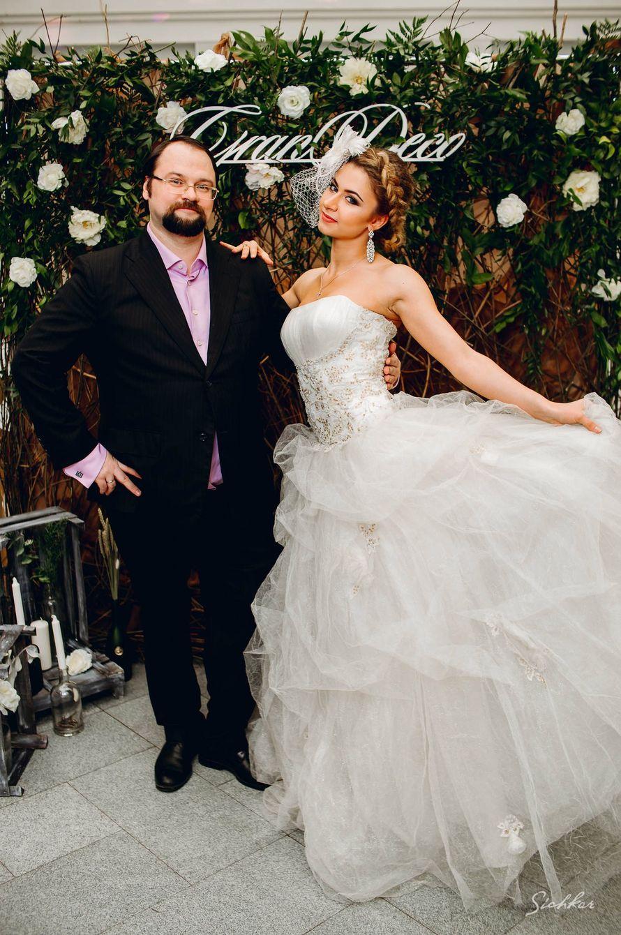 Фото 14637592 в коллекции Мои невесты! Больше фотографий - в моей группе!!! - Визажист-стилист Полина Орлова