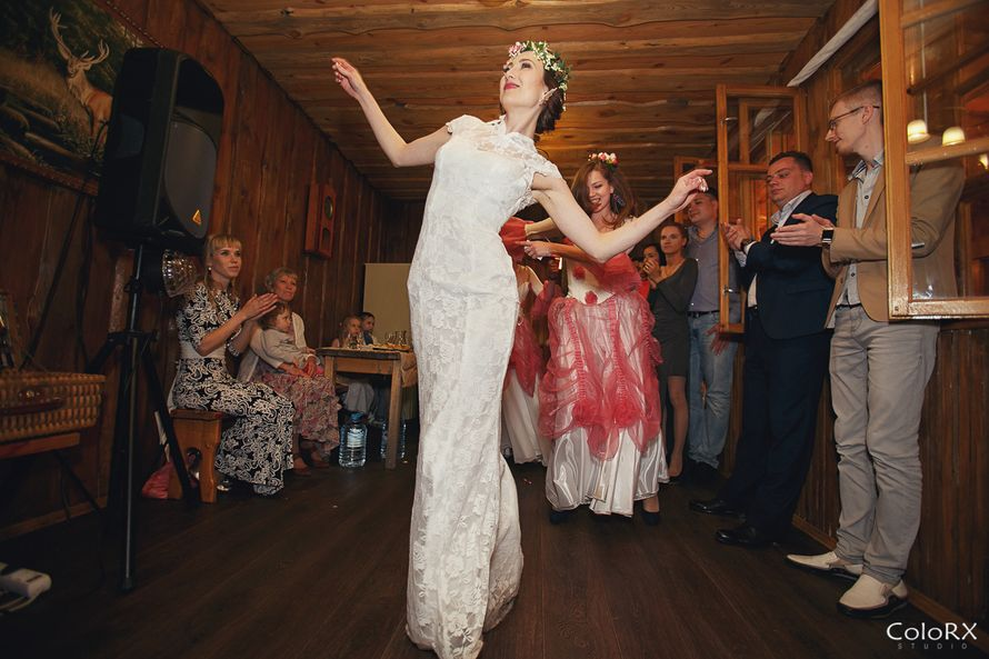 """Фото 11561294 в коллекции Наша свадьба - Семейная мастерская оформления """"Марья кудесница"""""""