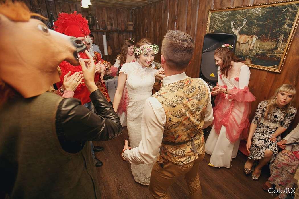"""Фото 11561296 в коллекции Наша свадьба - Семейная мастерская оформления """"Марья кудесница"""""""