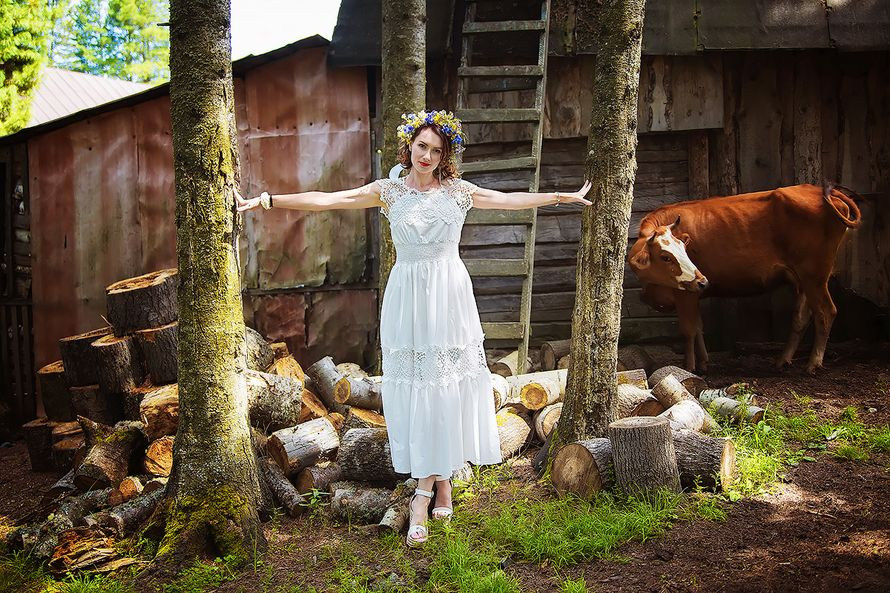 Фото 9878114 в коллекции Свадьба на Телецком - Фотограф Татьяна Куртукова