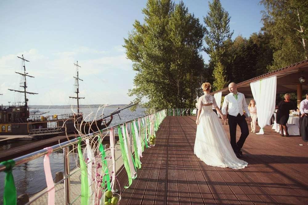 Фото 9878296 в коллекции Свадьбы в ОК Клязьма - Оздоровительный комплекс Клязьма