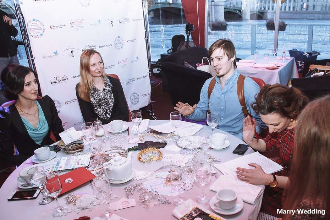 """Фото 9887262 в коллекции Встреча 20.03.2016 в панорамном ресторан - караоке """"DoZari"""" - Event-агентство """"Marry Wedding"""""""
